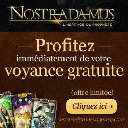 Voyance immédiate de l'amour gratuite par Nostradamus